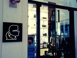 Munich, Germany - February 22, 2014: View of the Karl Lagerfeld Store in the Maffeistra?e 5, entrance area.